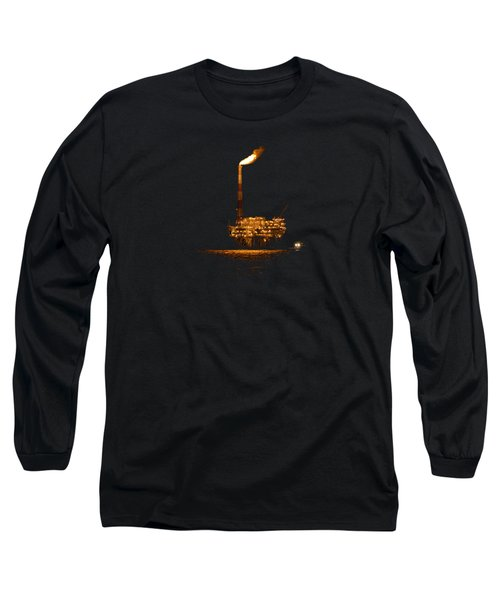 Night Rig Long Sleeve T-Shirt