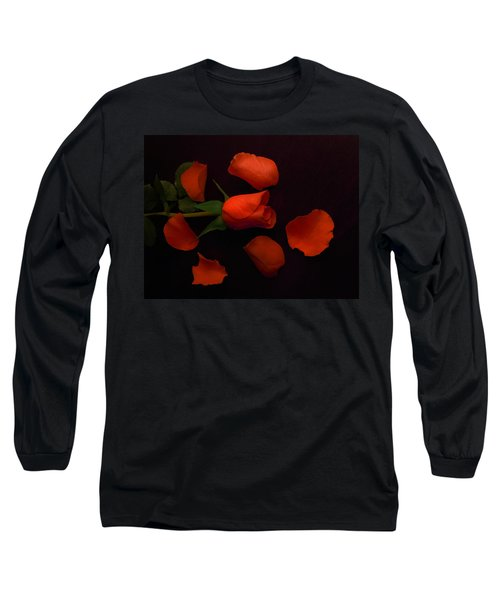 Night Rose 2 Long Sleeve T-Shirt
