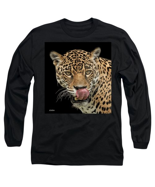 Night Stalker Long Sleeve T-Shirt