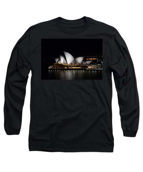 Night Symphony Long Sleeve T-Shirt