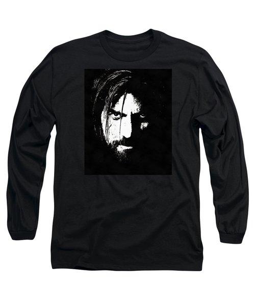 Nikolaj Coster-waldau  Long Sleeve T-Shirt by Sergey Lukashin