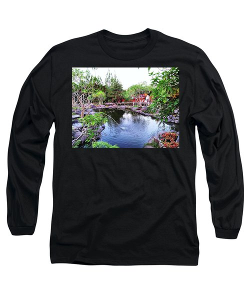 Lembang Village Long Sleeve T-Shirt