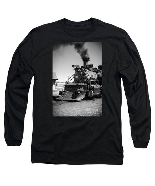 No. 489 Engine Long Sleeve T-Shirt