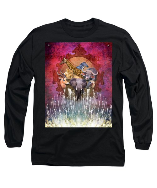 Noble Creatures Long Sleeve T-Shirt
