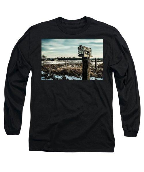 Nobody Home Long Sleeve T-Shirt