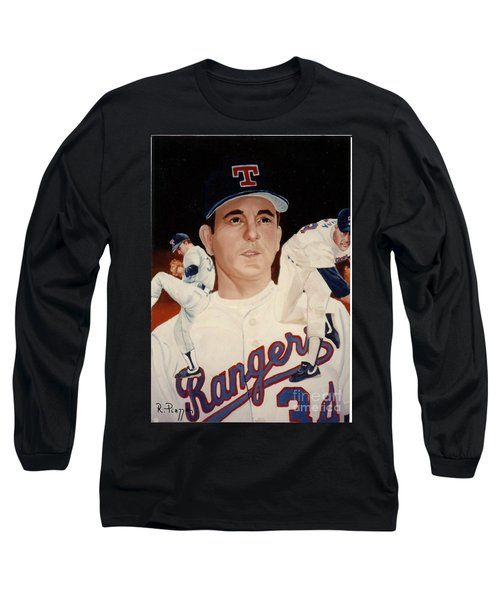 Nolan Ryan Medley Long Sleeve T-Shirt
