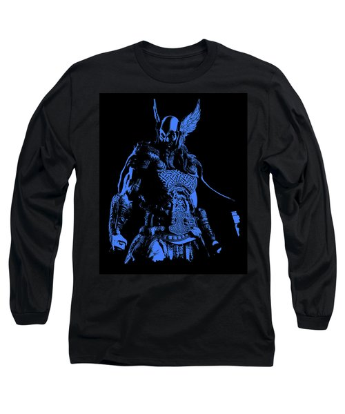 Nordic Warrior Long Sleeve T-Shirt