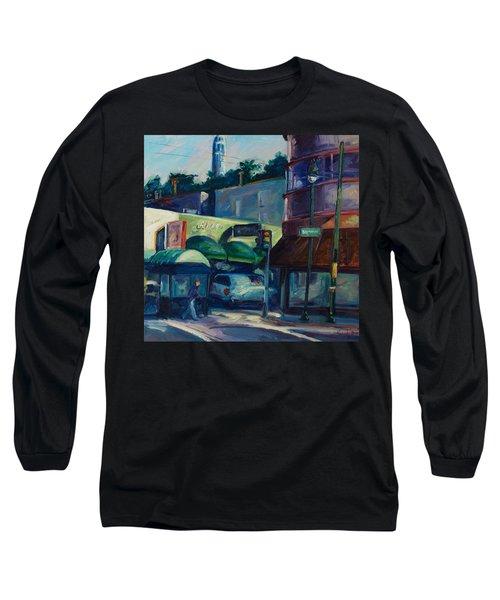 North Beach Long Sleeve T-Shirt