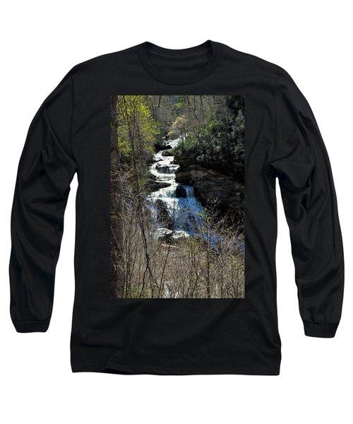 North Carolina Falls Long Sleeve T-Shirt
