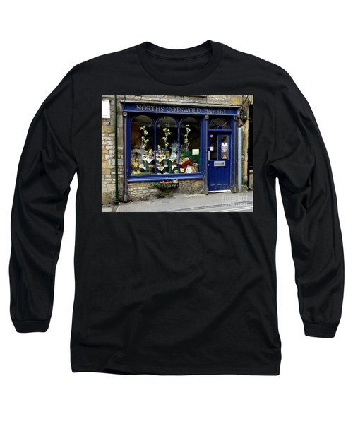 North Cotswold Bakery Long Sleeve T-Shirt