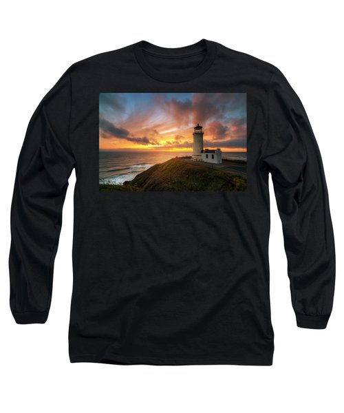 Long Sleeve T-Shirt featuring the photograph North Head Dreaming by Ryan Manuel