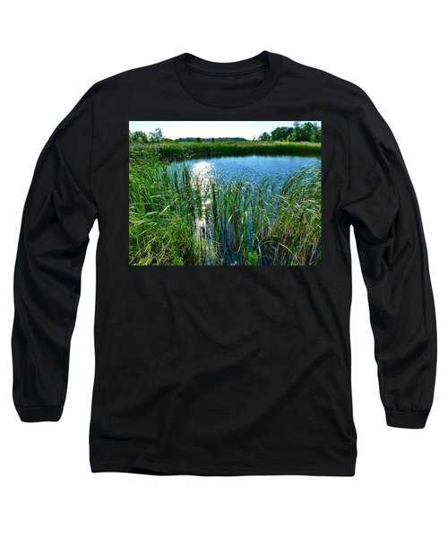 Northern Ontario 2 Long Sleeve T-Shirt