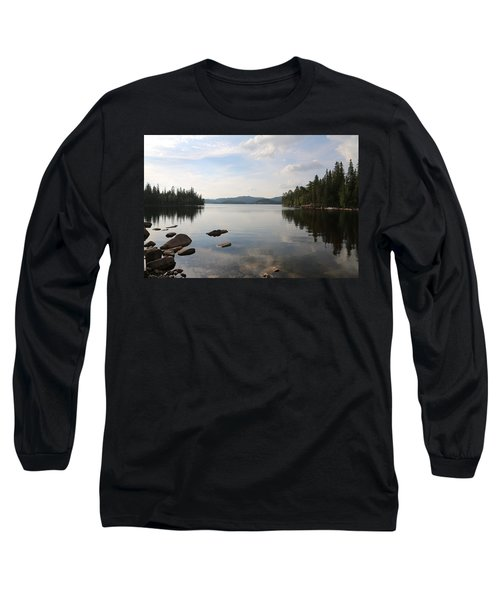 Norwegian Landscape  Long Sleeve T-Shirt