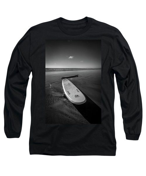 Nose For Toes Long Sleeve T-Shirt