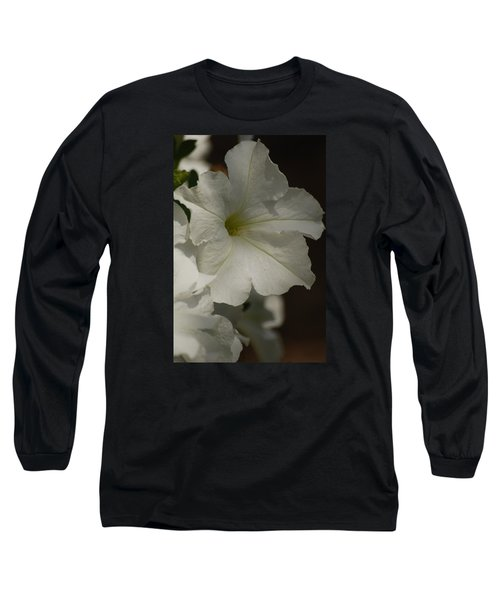 Long Sleeve T-Shirt featuring the photograph Not Perfect But Beautiful by Ramona Whiteaker