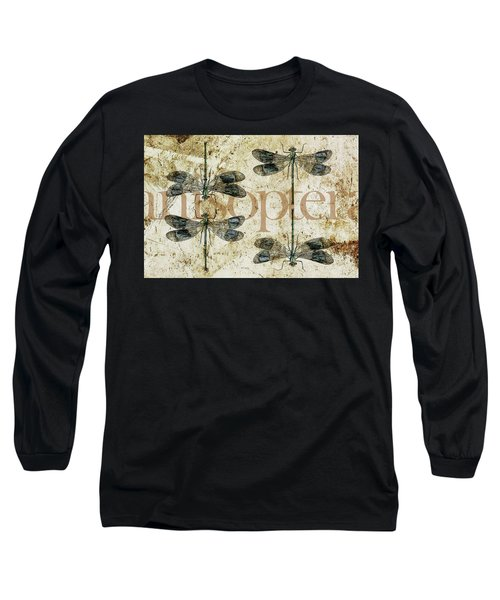 Nothing But A Rumor Long Sleeve T-Shirt