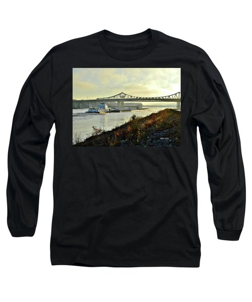 November Barge Long Sleeve T-Shirt