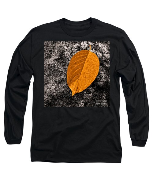 November Leaf Long Sleeve T-Shirt