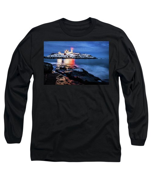 Nubble Lights Long Sleeve T-Shirt