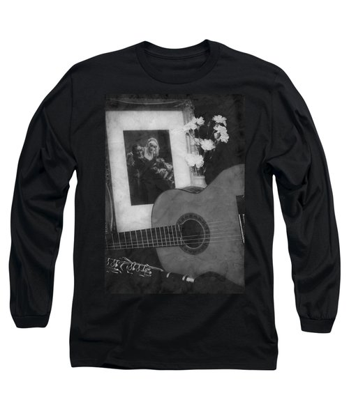 Number 2 Long Sleeve T-Shirt by Elf Evans