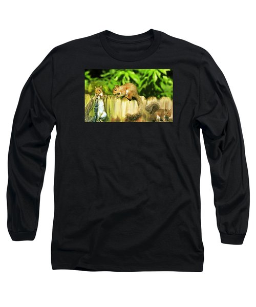 Nutty Buddies Long Sleeve T-Shirt