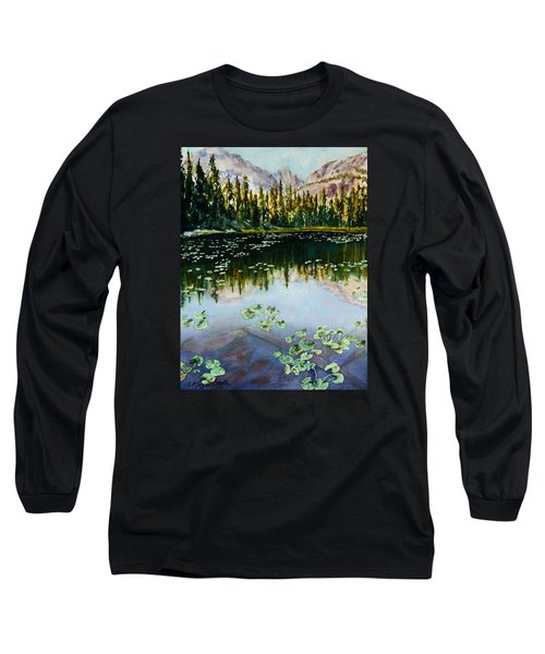 Nymph Lake Long Sleeve T-Shirt
