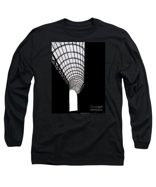 O Israel Hope Now Hope Always Long Sleeve T-Shirt by Gary Smith
