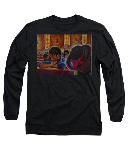 O My God Long Sleeve T-Shirt