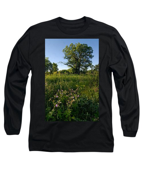 Oak Savanah Long Sleeve T-Shirt
