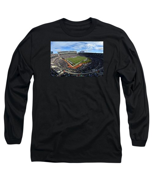 Oakland Raiders O.co Coliseum Long Sleeve T-Shirt