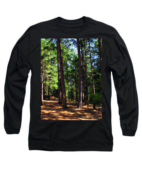 Oakrun Forest Long Sleeve T-Shirt