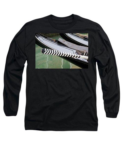 Oar Gondola Venice Long Sleeve T-Shirt