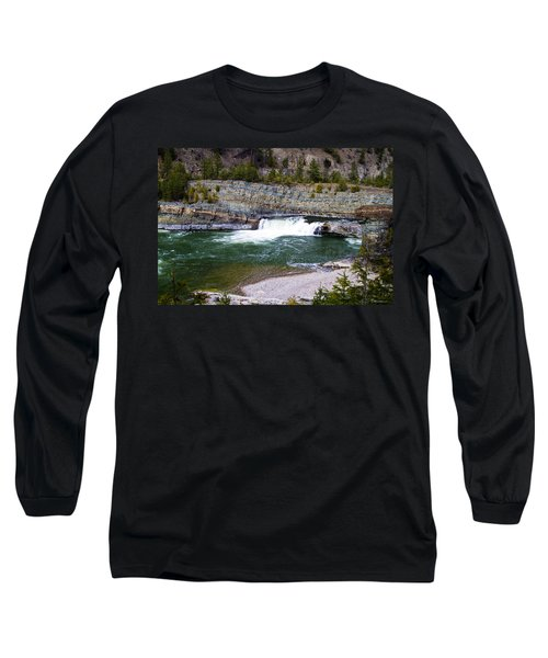 Oasis Of Serenity Long Sleeve T-Shirt