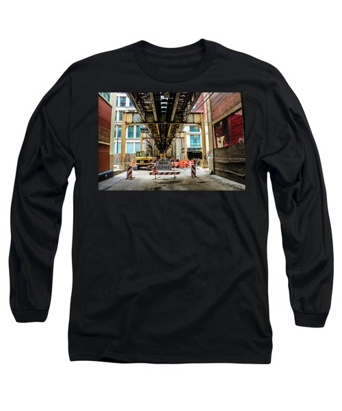 Obey The Signs Long Sleeve T-Shirt