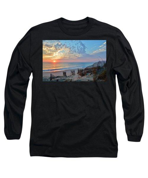Obx Sunrise September 7 Long Sleeve T-Shirt