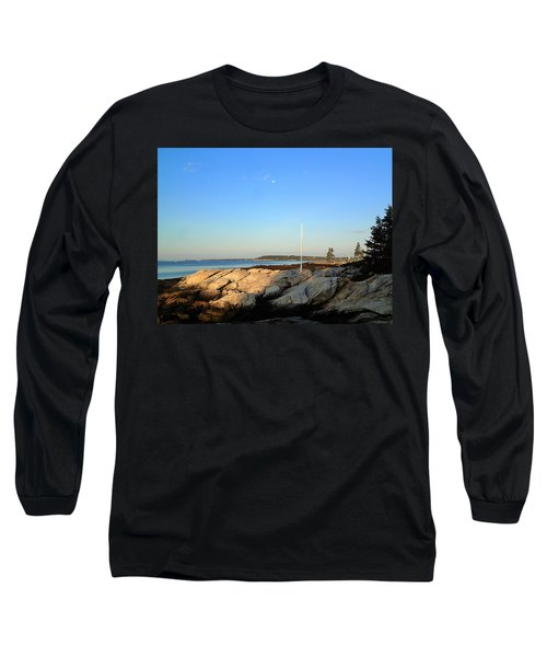 Ocean Point Long Sleeve T-Shirt by Lois Lepisto