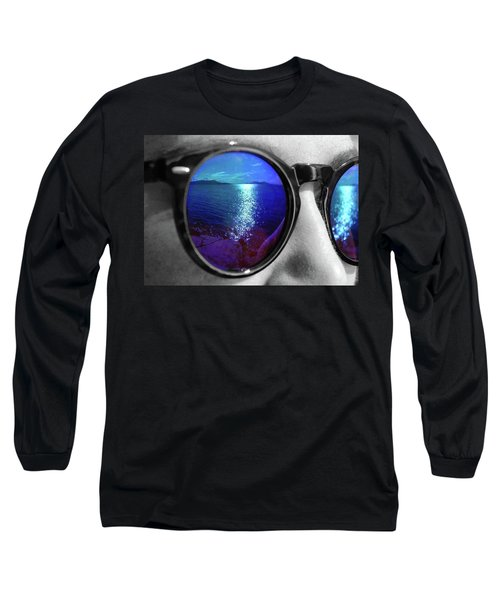 Ocean Reflection Long Sleeve T-Shirt