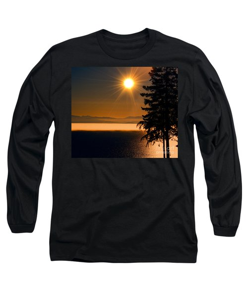 October Fog Long Sleeve T-Shirt