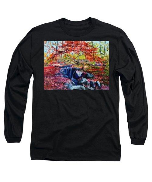 October Riot Long Sleeve T-Shirt
