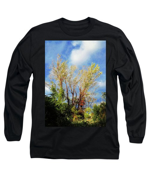 October Sunny Afternoon Long Sleeve T-Shirt