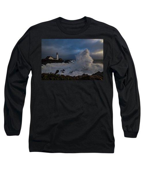 Octobercane Long Sleeve T-Shirt