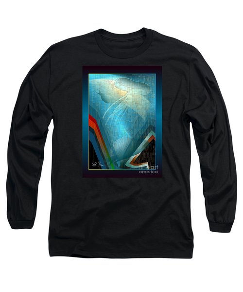 Octopus Long Sleeve T-Shirt by Leo Symon