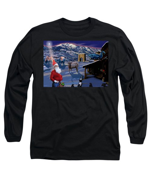 Ode To Smokey Long Sleeve T-Shirt
