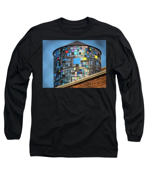 Ode To Water Towers Long Sleeve T-Shirt