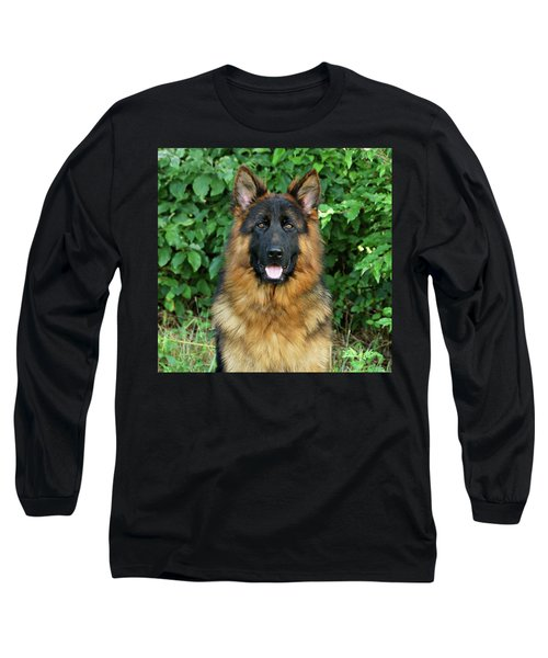 Long Sleeve T-Shirt featuring the photograph Oden by Sandy Keeton