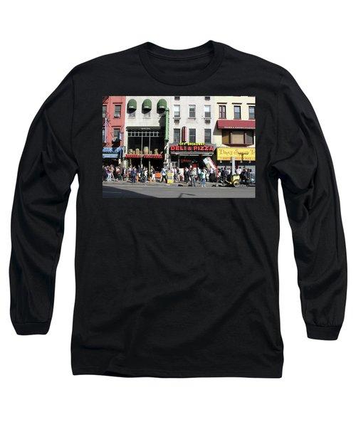 Off Broadway Long Sleeve T-Shirt