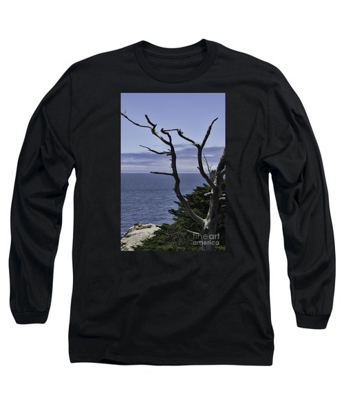 Off Shore Long Sleeve T-Shirt by Judy Wolinsky