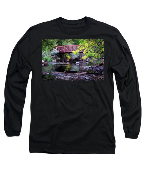 Ogden River Bridge Long Sleeve T-Shirt