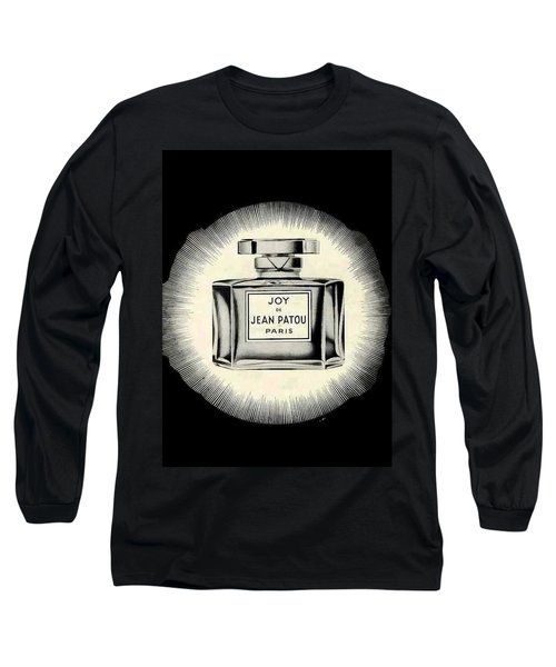 Long Sleeve T-Shirt featuring the digital art Oh Joy by ReInVintaged