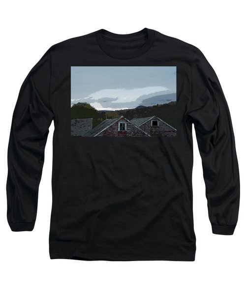 Old Barns Long Sleeve T-Shirt